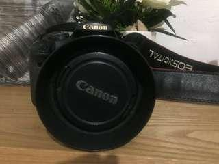 REPRICED Canon 450D dSLR