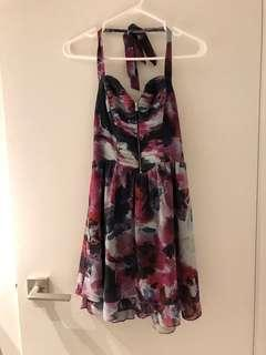 Guess Floral Cocktail Dress