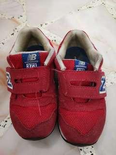 New Balance shoes for 2yo