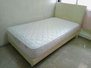 Super Single Bed or Mattress