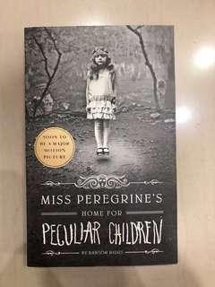 Novel Miss Peregrine's (Trilogy, Inggris)