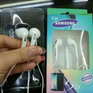 Headset samsung S6