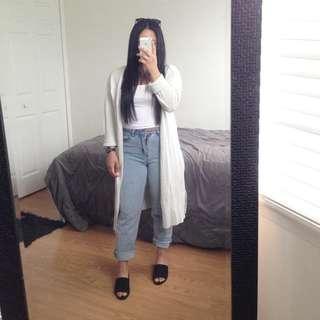 Zara long cardigan