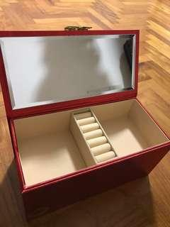 Ritz Carlton Hotel Jewelry Box with Mirror