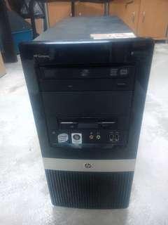 HP Compaq Dual Core PC