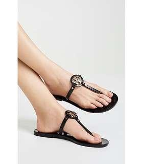 Mini Miller Jelly Thong Sandals