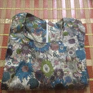 Baju Kurung Cotton