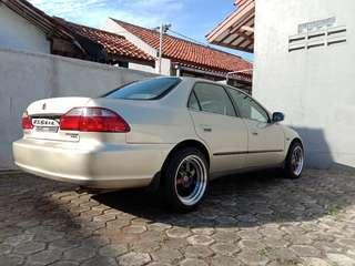 Honda Accord S86 VTI-L Matic 2001 Bisa TT Motor Nmax atau BT ER6n