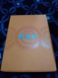 B.A.P No Mercy The 1st Mini Album Repackage