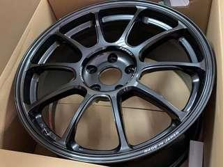 brand new rays engineering volk raving ze40 for vw golf