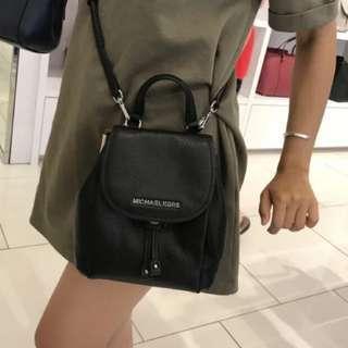 Michael Kors Riley Drawstring Mini Backpack