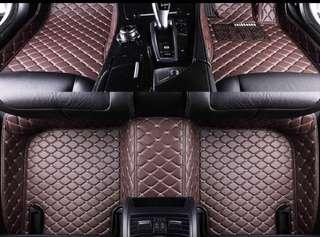 <CNY Promo> Quilt Design Car Interior  Mat - 10 colours available