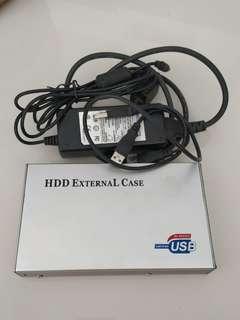 """USB - IDE 3.5"""" hard disk external enclosure"""