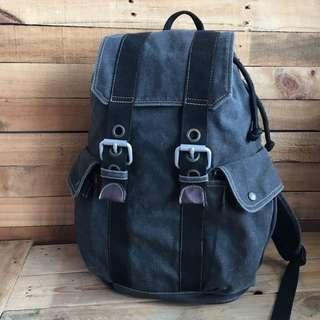 Rucksack backpack (canvas)