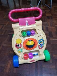 Toddler Walker from Fisher Price