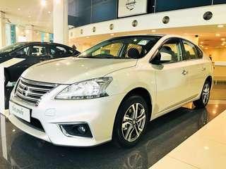 Nissan Sylphy Premium 1.6A