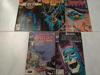 Detective Comics Bundle (DC Comics)