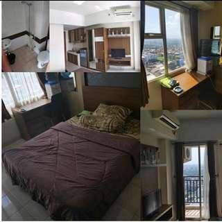 Sewa apartemen margonda residence 3&4 Depok