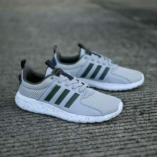 Adidas lite racer grey multicolor  (BNWB)