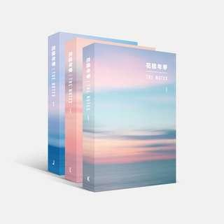 <PO> 花樣年華 THE MOST BEAUTIFUL MOMENT IN LIFE: THE NOTES 1 (ENG VERSION) #OFFICIAL #BTS #HYYH