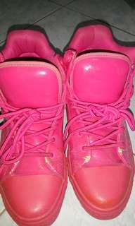 Spyderbilt sneakers Electric pink