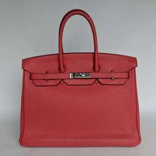 🚚 🔥CNY sale🔥Hermes Birkin 35 with PHW