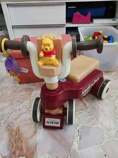 Disney Winnie the Pooh toddler bike