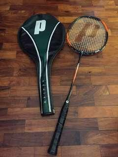 Authentic and Pre-Loved Prince Badminton Racket