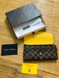 Louis Vuitton Wallet Premium‼️😍