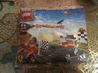 Lego - Finishing Line and Podium