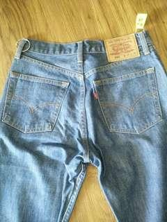 Levis 554 W28 Made in Japan