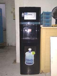 Dispenser tabung bawah