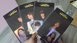 [ Promotion || Supplier Instock ] Red Velvet Really Bad Boy Holo Pc + Standee