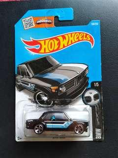 Hot Wheels BMW 2002