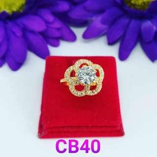 CINCIN BATU PERMATA 916 NEW KOD : CB40