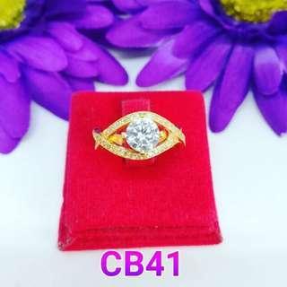 CINCIN BATU PERMATA 916 NEW KOD : CB41