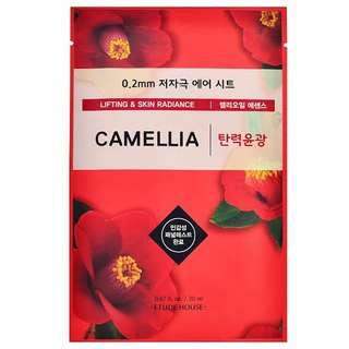 Etude House - Camellia Lifting & Skin Radiance