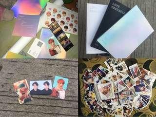 Album BTS LOVE YOURSELF VERSION