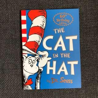 New The Cat in the Hat by Dr Suess