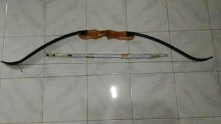 Busur Panah Dewasa Raiser 40cm