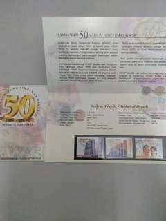 50 Tahun Jubli Emas KWSP presentation pack