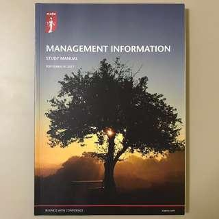 ICAEW ACA Certificate Level (Study Manuals & Question banks)