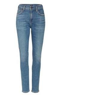 Citizens of Humanity Rocket High Rise Skinny (REYES) Size 23