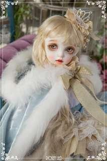 Rosenlied limited edition Thursday's Child Rosee SD superdollfie bjd resin doll white skin