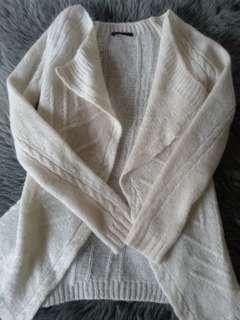 Sisley cardigan mohair