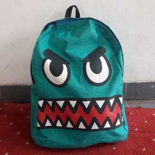 Tas Punggung Monster Waterproof