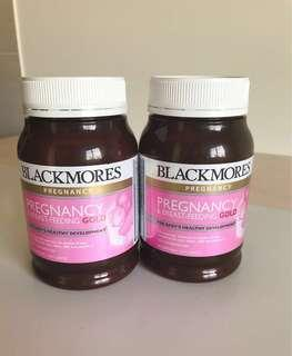 Blackmores Pregnancy And Breast Feeding Gold 180S