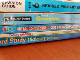 Free to quote p3 p4 p6 guide handbook, new assessment etc..