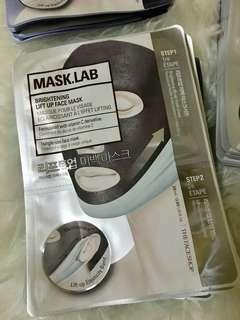 The face shop lift up face mask