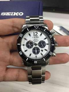 RARE Seiko Panda Chronograph